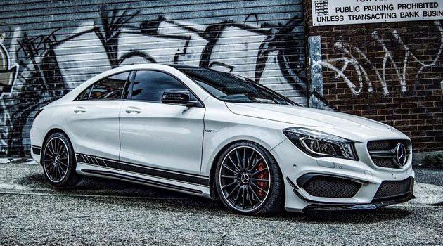 最超值二手车推荐 Part 33 : Mercedes-AMG CLA45