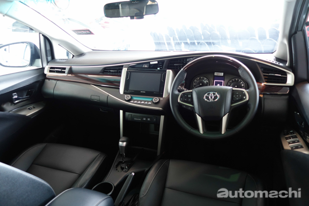 Toyota Innova 2.0X 实车现身,售价 RM 132,800 !