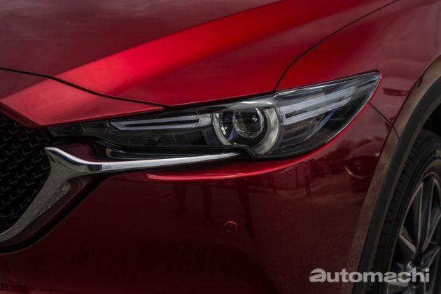 2018 Mazda CX-5 正式发表,价格从RM 134,205.50起跳!