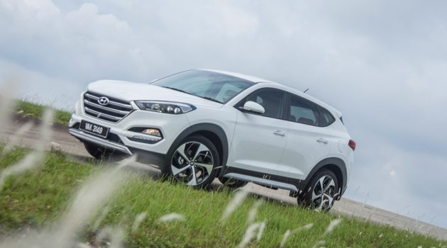 Hyundai Tucson Diesel ,差的并不是车!