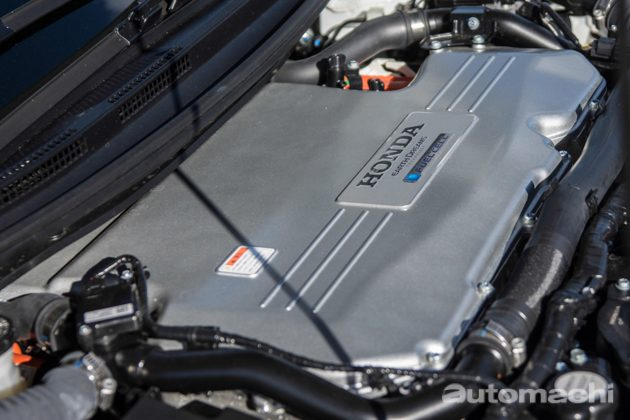 Honda Clarity ,新世代新能源房车!