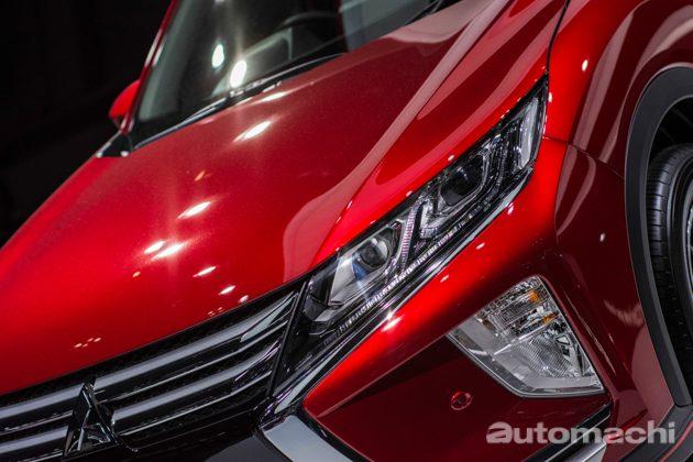 东京车展 2017:Mitsubishi Eclipse Cross 新世代Mivec turbo!