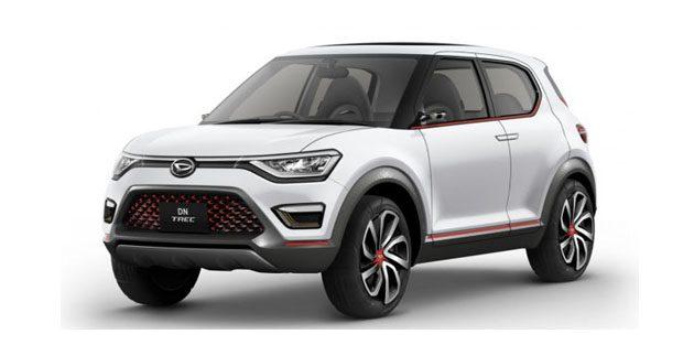 Daihatsu Terios 2018 实车首次现身!Perodua新SUV的雏形?