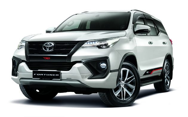 Toyota Hilux 升级版和Fortuner柴油高配版正式发售!