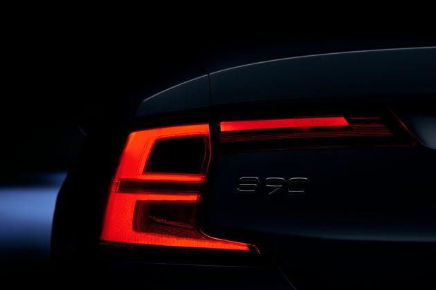 Volvo S90 T8 正式登陆我国市场,价格从RM 368,888 起跳!