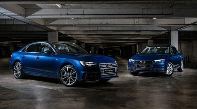 Audi A4 推出Tech Pack版,售价从 RM 243,900 起跳!