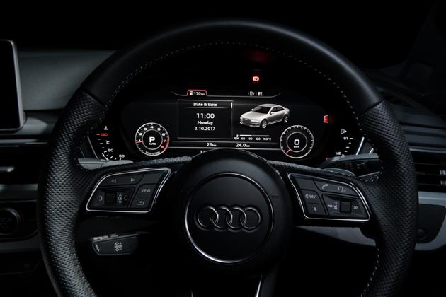 Audi A4 推出Tech Pack版,配备更丰富!