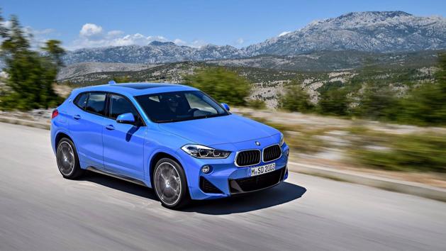 BMW X2 正式发布,时尚与动感兼具!