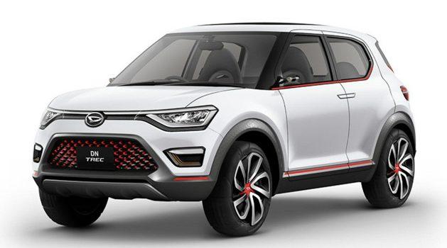 新一代 Daihatsu Terios 现身东京车展, 会是 Perodua SUV 吗?