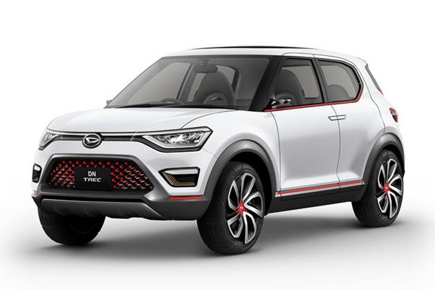 新一代 Daihatsu Terios 将现身东京车展, 会是 Perodua SUV 吗?