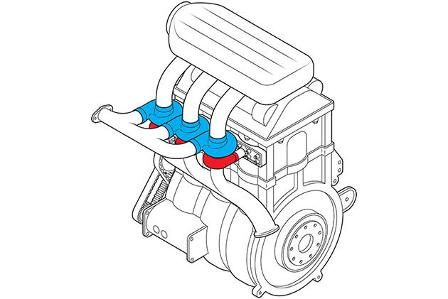 Ford 前工程师申请专利,超特别的内燃式 Engine !