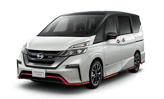Nissan Serena 2018 明年投产?nissan Malaysia的救命仙丹? Automachi Com
