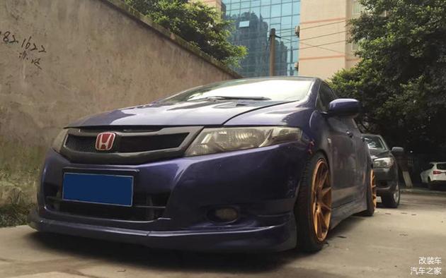 Honda City Bolt-On Turbo ,少见的品种!