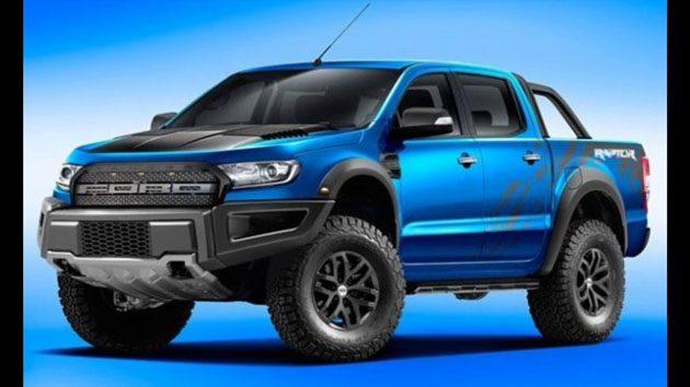 maxresdefault2018 Ford Ranger 引擎动力曝光!双涡轮柴油上身!
