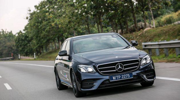 节油大挑战, Mercedes-Benz E350e 试驾体验!
