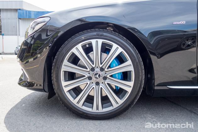 Mercedes-Benz E350e 正式登场·,售价 RM 392,888 起!