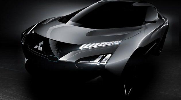 车展前夕, Mitsubishi e-Evolution 公布更多照片!