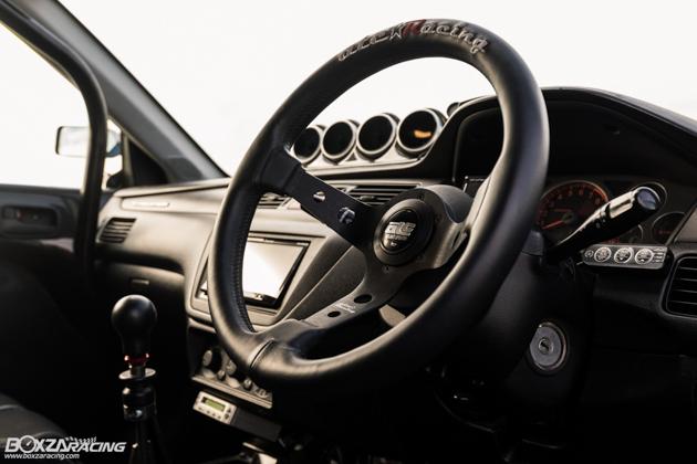 爆改 Mitsubishi Evolution VII ,改的是一种情怀!