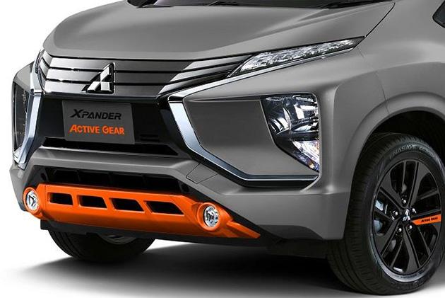 Mitsubishi Xpander Active Gear ,帅帅的休闲风!