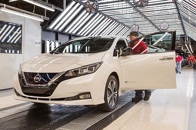 品管报告造假, Nissan 暂停日本国内生产线2周!