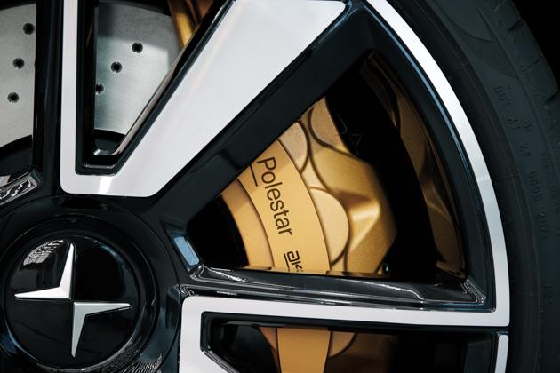600hp混合动力轿跑, Polestar 1 正式亮相!