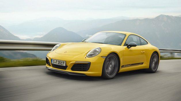 偷轻成功!低配版 Porsche 911 Carrera T 加速更快!