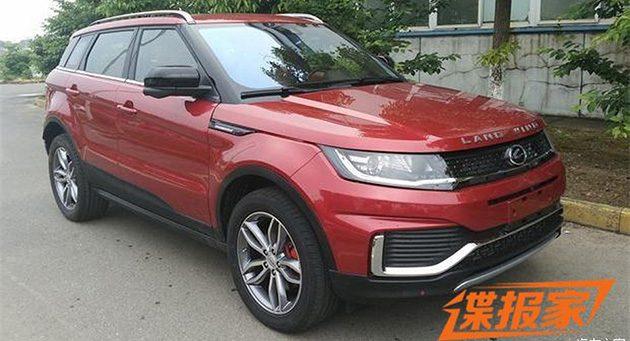 山寨 Range Rover Evoque 小改款,只卖8万3令吉!