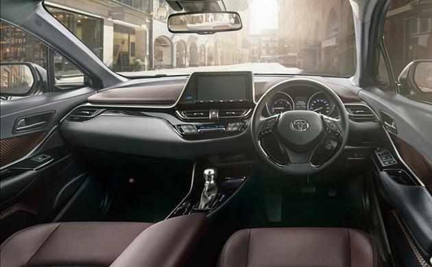 泰规 Toyota C-HR 动力配置出炉,备有 Hybrid 版本!