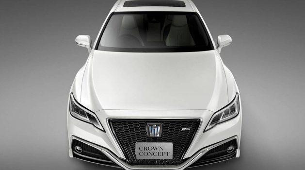 新一代 Toyota Crown 官图曝光,东京车展见!