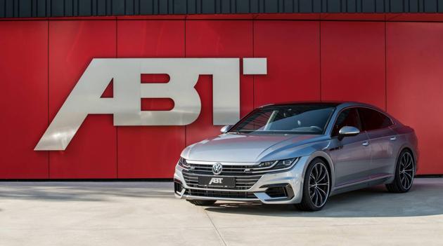 最大马力336hp ,优雅型男 Volkswagen Arteon ABT 正式登场!