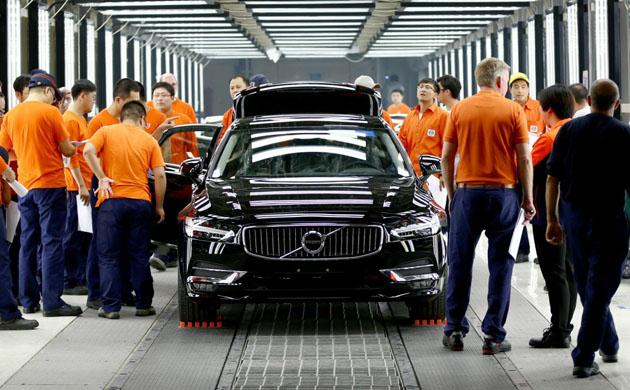 本地组装 Volvo S90 T8 正式推介,未来将出口海外!