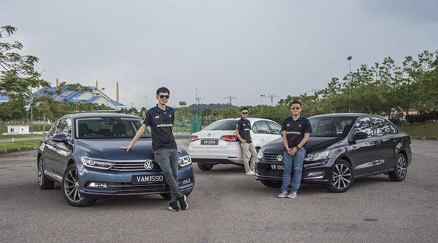Volkswagen Sedan 系列,总有一款适合你!