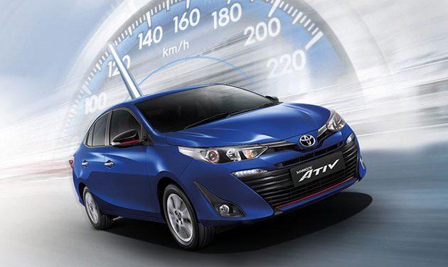 Mazda2 在泰国销量超越Honda City!