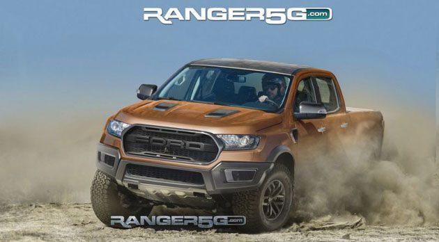 Ford Ranger Raptor ,超性能皮卡2018年约定你!