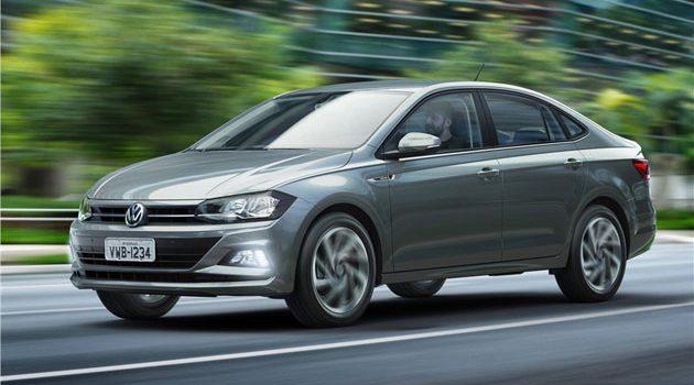 Volkswagen Virtus 正式发表,新一代Vento?