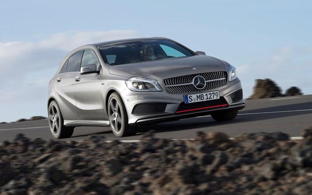 最超值二手车推荐 Part 36: Mercedes-Benz A250