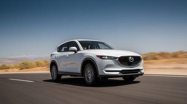 导入气缸休止技术, Mazda CX-5 更省油!