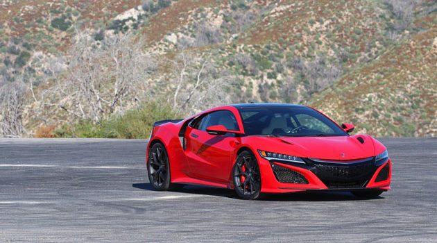 Honda NSX 折扣高达30,000美金,发生什么事?
