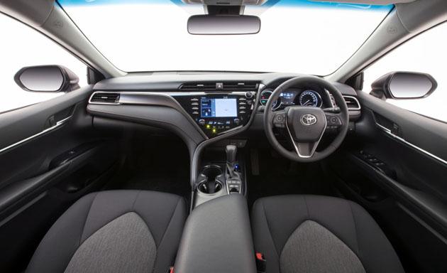 Toyota Camry 2018 登陆澳洲,还是没有涡轮引擎!