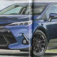 全球同规,新一代 Toyota Corolla 2018年5月登场!