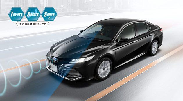 Toyota Safety Sense 第二代明年登场,更先进更安全!