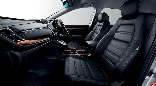 大马市场超值新车: Honda CR-V 2.0 2WD
