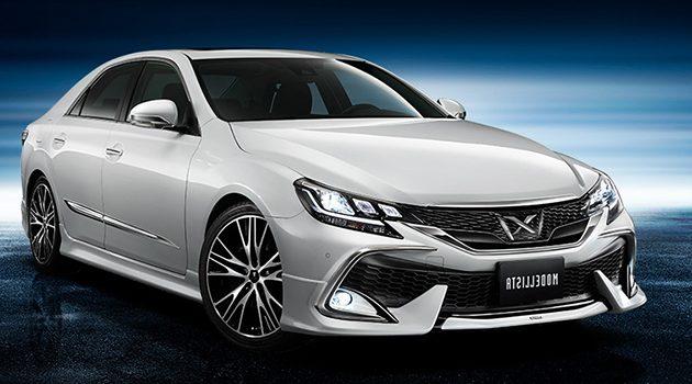 Toyota Mark-X 停产?未来会有新一代车型吗?