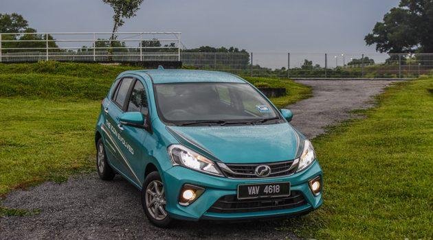 Perodua Myvi 1.3 Premium X ,应付日常还可以