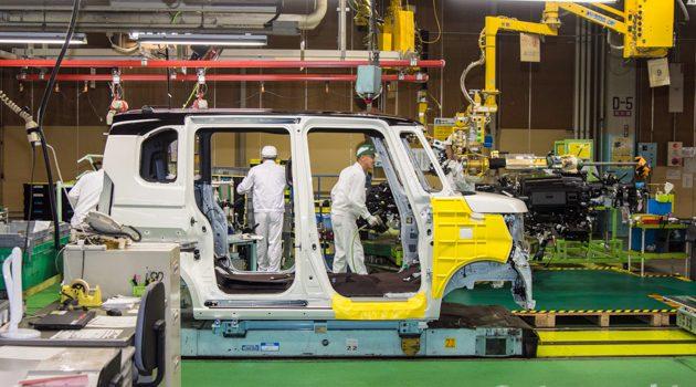 i-DCD 变速箱诞生在这里!参观 Honda Suzuka 工厂!