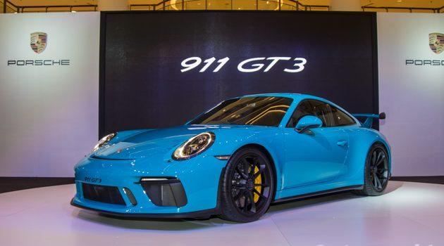 Porsche 911 GT3 登陆大马!RM 1,700,000即可带回家!