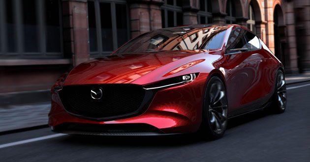 短板不再是短板!下一代 Mazda3 空间将是同级最大?
