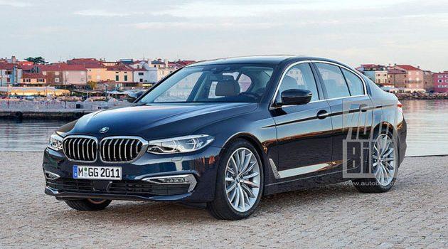 BMW 3 Series G20 2018年登场!更轻更快?