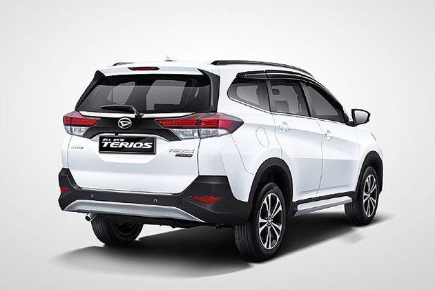 Daihatsu Terios 2018 正式发表,kembara的接班人? Automachi Com