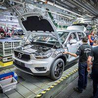Volvo XC40 正式下线!未来大马版将CKD?